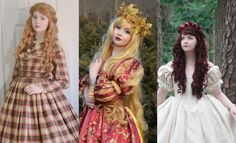 """""""I realized I was a lot more interested in making things I found visually pleasing than making costumes of characters I liked,"""" Angela tells BuzzFeed Life. """"Once I tried making costumes outside of cosplay I was completely won over."""""""