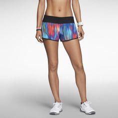 "Nike 2"" Printed Rival Women's Running Shorts- medium"