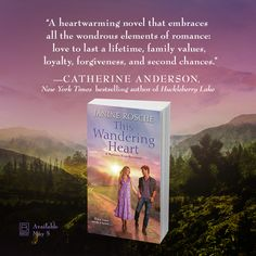 This Wandering Heart (Madison River Romance) Penguin Random House, Family Values, Bestselling Author, Forgiveness, Good Books, Novels, Romance, Weather, Amazon