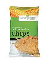 714806 - FULTON STREET MARKET™ White Corn Tortilla Chips