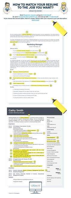 35 PHRASES that will improve your RESUME Resume Tips Pinterest - how to improve your resume