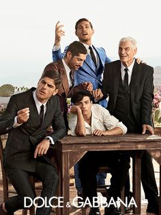 dolce and gabbana ss 2014 mens advertising campaign 03