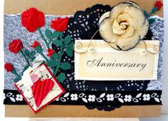 Beautiful Anniversary Card from Create with Joy
