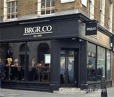 BRGR Co (Soho) Wardour Street