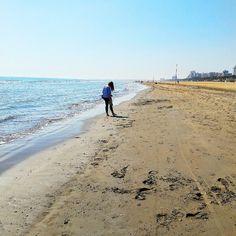 Beach of Lignano Sabbia D'oro, Italy Italy Italy, Hetalia, Italy Travel, Strand, Stuff To Do, Landscapes, Sea, Vacation, Water
