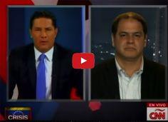 Luis Florido entrevistado por Fernando del Rincón en Conclusiones  http://www.facebook.com/pages/p/584631925064466