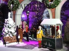 NEW YORK, Nov 14, 2012/ --- For trivia lovers out there, here's some interesting facts about the Lord & Taylor Holiday Windows:    Lord & Taylor was the first retailer to present animated holiday windows and 2012 is the store's 75th holiday window display