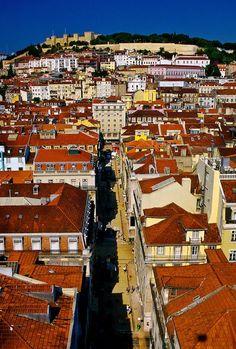 Castelo de São Jorge in Lisboa, Região de Lisboa | Portugal