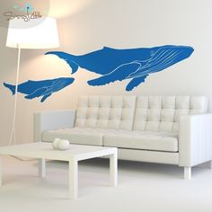 Baby Zoo Whale - Blue boys room - Ocean Kids Decor | Pinterest | Baby zoo Wall sticker and Zoos & Baby Zoo Whale - Blue boys room - Ocean Kids Decor | Pinterest ...