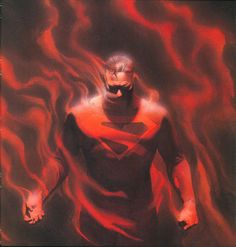 Kingdom Come #4 by Alex Ross