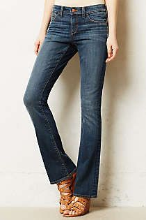 I love high-waisted jeans that hide muffin top. Pilcro ...