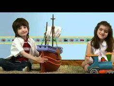 historia de los medios de transporte para niños
