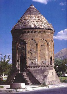 cappadocia - kayseri - kumbet (Chef religieux) monument funéraire