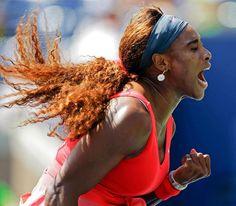 Serena Williams 2013 US Open Champion
