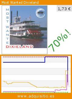 Most Wanted Dixieland (CD de audio). Baja 70%! Precio actual 1,73 €, el precio anterior fue de 5,85 €. http://www.adquisitio.es/muszyx/most-wanted-dixieland
