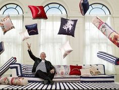 JEAN PAUL GAULTIER FOR ROCHE BOBOIS