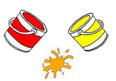 Begeleide of zelfstandige activiteit - Kleuren mengen