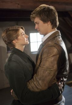 Hazel and Gus - The Fault in Our Stars
