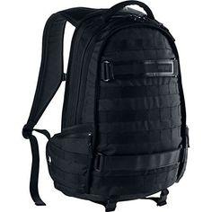 a3f5437c93 Nike SB RPM Skateboarding Backpack (Black Black)