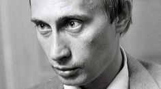 Putin vuonna 1991.