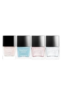 butter LONDON 'Sweet Somethings' Nail Lacquer (Limited Edition) ($40 Value) available at #Nordstrom