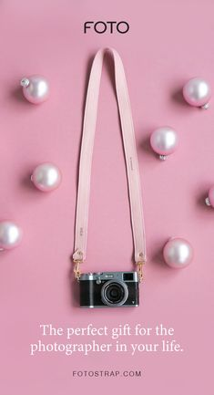 FOTO's rose pink genuine all-leather designer camera strap can be personalized with a monogram or business logo, making this leather camera strap the perfect personalized gift. Photography Bags, Photography Editing, Family Photography, Leather Camera Strap, Camera Straps, Cute Camera, Diamond Face Shape, Elegant Wedding Favors, Gifts For Photographers