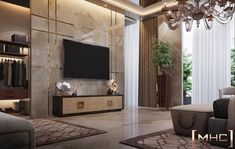 23 Best Modern TV Units design for living roomSimple and beautiful TV unit designs ideas⠀⠀⠀⠀ Bedroom False Ceiling Design, Luxury Bedroom Design, Bedroom Bed Design, Home Room Design, Interior Design, Living Room Tv Unit Designs, Modern Tv Wall Units, Classy Living Room, Living Tv