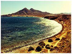 Isleta del Moro (Almeria, Spain)    http://www.facebook.com/almeriatourism  http://www.almeriatourism.com