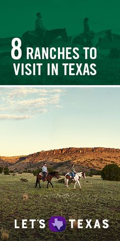 On your next vacation, experience the cowboy way of life as only a trip to Texas allows. And it doesn't have to be all rustic all the time. Cabin suites and family-friendly activities make ranch life fun for all ages. Texas Vacations, Vacation Places, Vacation Trips, Vacation Spots, Texas Getaways, Texas Travel, Travel Usa, Beautiful Places To Travel, Cool Places To Visit