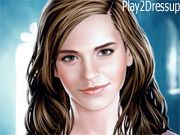 Free Online Girl Games, Emma Watson Makeover - Emma Watson from the famous Harry Potter movies needs your help looking good before she goes back on set!  Help Emma look her best by giving her a complete makeover!, #emma #watson #celebrity #makeover #girl
