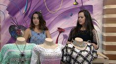 Mulher.com - 13/01/2017 - Blusa em crochê de grampo - Helen Mareth  P1