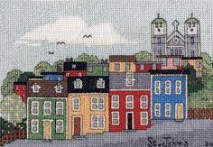 newfoundland cross stitch - Google Search