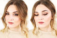 We love this natural makeup look.