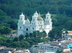 Esquipulas, Guatemala.
