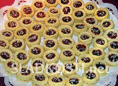 Tvarohové koláčky slepované dia Mini Cupcakes, Cheesecake, Diabetes, Cheesecakes, Cherry Cheesecake Shooters