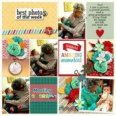 layout using LIFE PAGES '16- NOVEMBER BY JB STUDIO. Also used one of Life Pages- November 2016 Week 44 Templates . both are now on sale at Gingerscraps