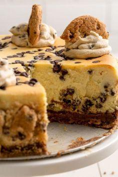 Le goûter du jour : le cheesecake cookie, vraiment DINGUE ! http://www.demotivateur.fr/food/cheesecake-cookie-gouter-americain-insolite-6330