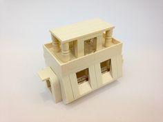 Sam Harris Lego Model 3 ©