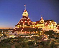 Hotel Del Coronado, Coronado Island, CA