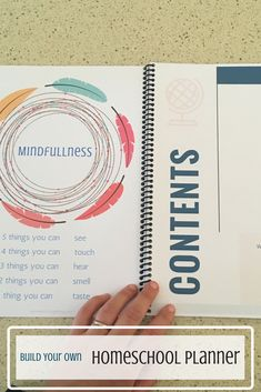 Build in mindfulness into your planner