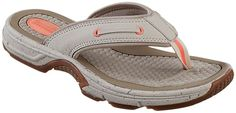 World Wide Sportsman Blue Water Sport Thong Sandals for Ladies | Bass Pro Shops: The Best Hunting, Fishing, Camping & Outdoor Gear