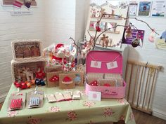 My first ever craft stall! Was a lovely day!
