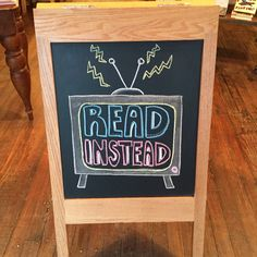 Bookstore chalkboard Library Quotes, Library Signs, Library Bulletin Boards, Bulletin Board Display, Library Cart, Reading Quotes, Book Quotes, I Love Books, Books To Read