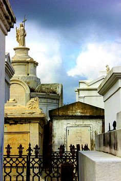 Do St. Louis Cemeteries give you the chills? Well better get some firewood. Booo