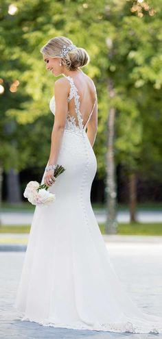 Courtesy of Stella York Wedding Dresses from Essense of Australia