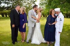 Erika & Bryon's Patriotic Wedding at Olympia Resort | Premier Bride Wisconsin