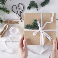 Boho Christmas Gift Wrap #ad #christmasgifts