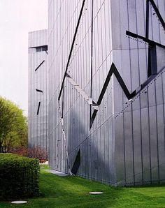 Jüdisches Museum | Daniel Libeskind | Berlin | 2001