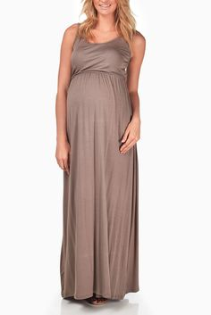 This Maxi is PERFECT.  #maternity #outfitinspiration #whattowearmaternity