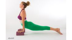 Sun Salutations with Blocks